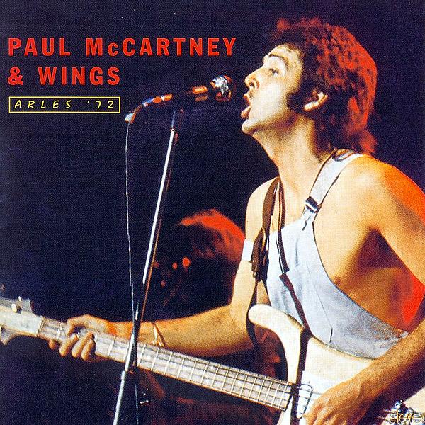 Arles72 By Paul McCartney Wings