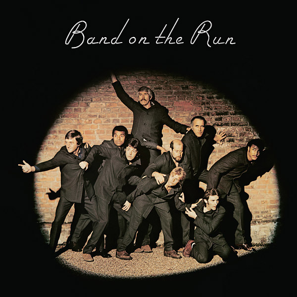 Band On The Run Official Album By Paul Mccartney Wings The