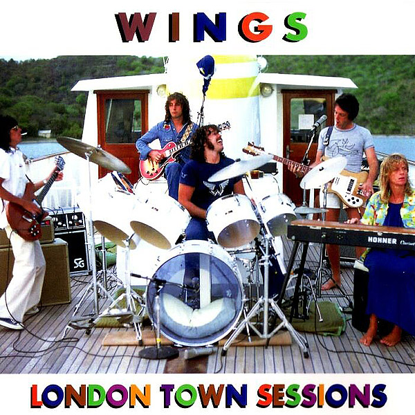 London Town Sessions (Unofficial album) by Paul McCartney