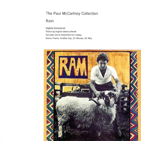 ram 1993 official album by paul mccartney the paul