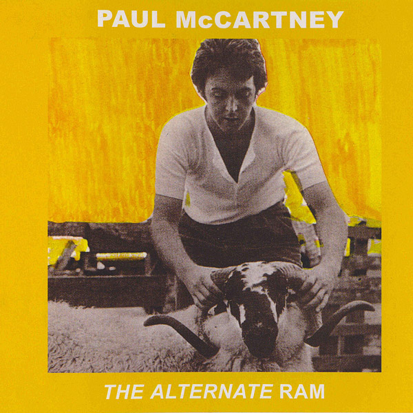 the alternate ram unofficial album by paul mccartney