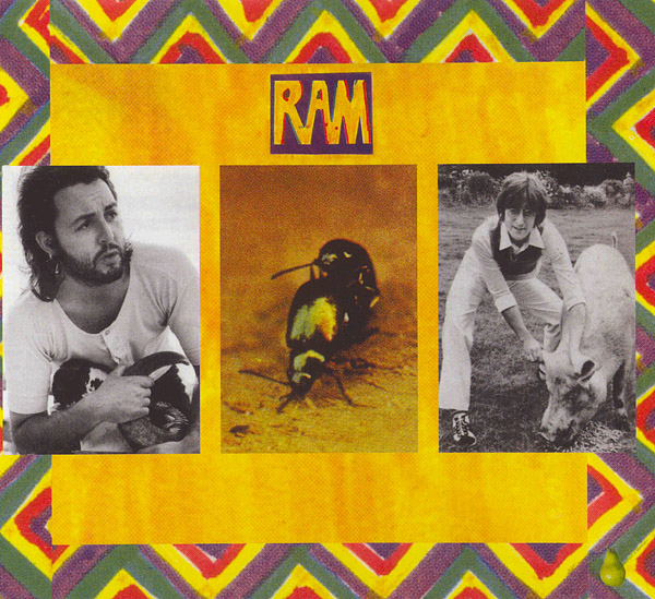 The Alternate Ram By Paul McCartney