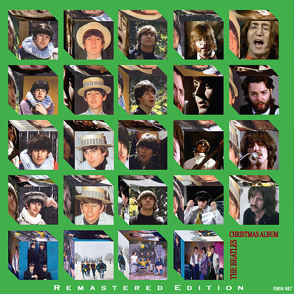 The Beatles Christmas Album.The Beatles Christmas Album Unofficial Album By The