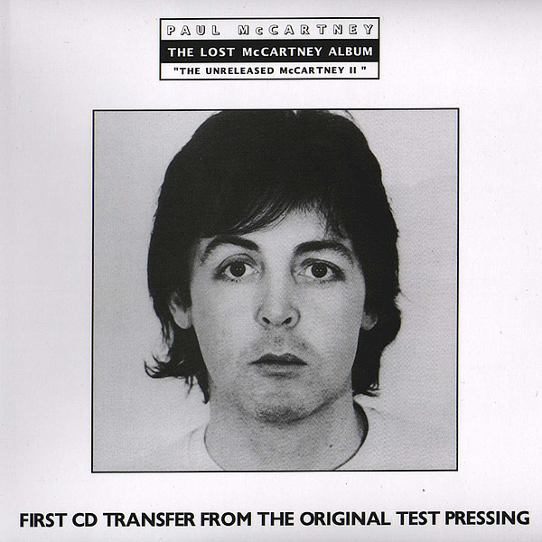 The Lost McCartney Album