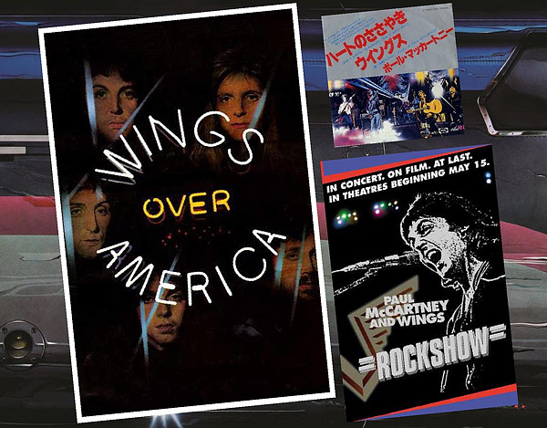 Wings Over America - Ultimate Archive Collection (Unofficial