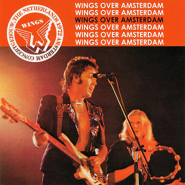 Wings Over Amsterdam Unofficial Live By