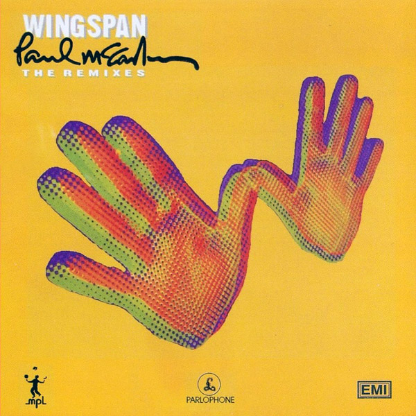 wingspan the remixes unofficial album by paul mccartney the
