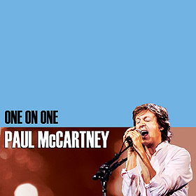 Paul McCartney concert at American Airlines Arena in Miami