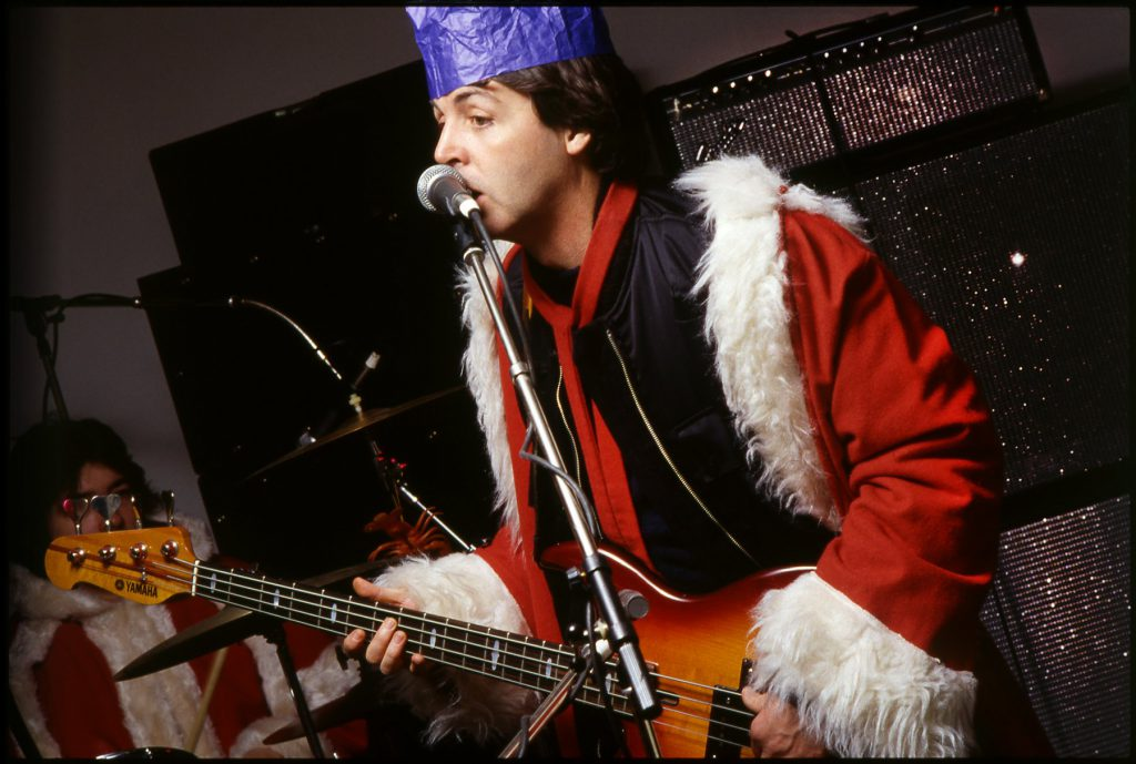 A Wonderful Christmas Time.Wonderful Christmastime Song The Paul Mccartney Project