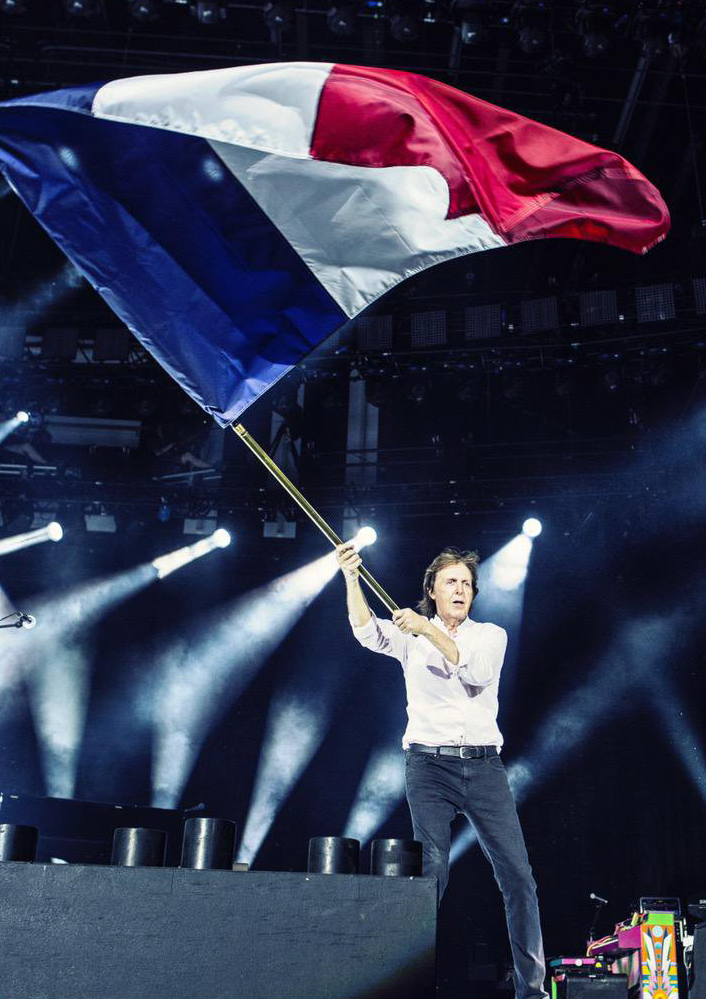 From Twitter: Merci Marseille! #OutThere