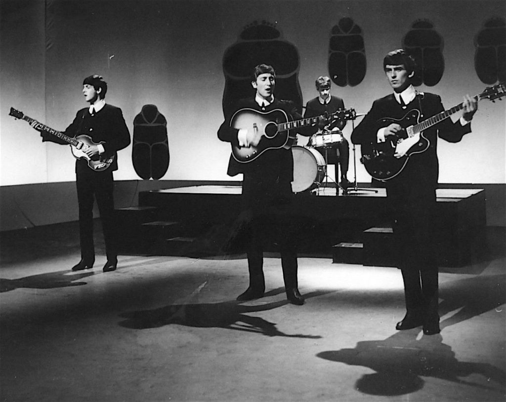 The Beatles concert at Odeon Cinema in Glasgow on Jun 07, 1963 ...