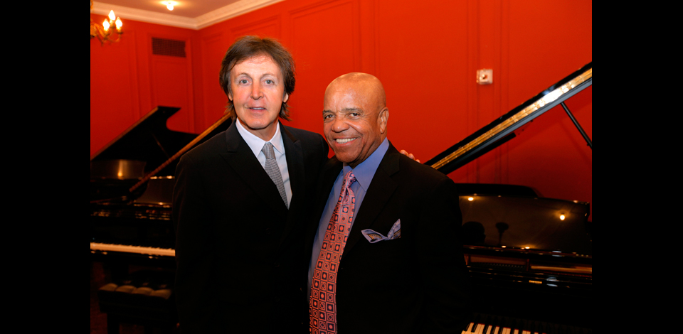 Motown – Project: Harmony event. Steinway Hall, NYC, 18th Sept 2012