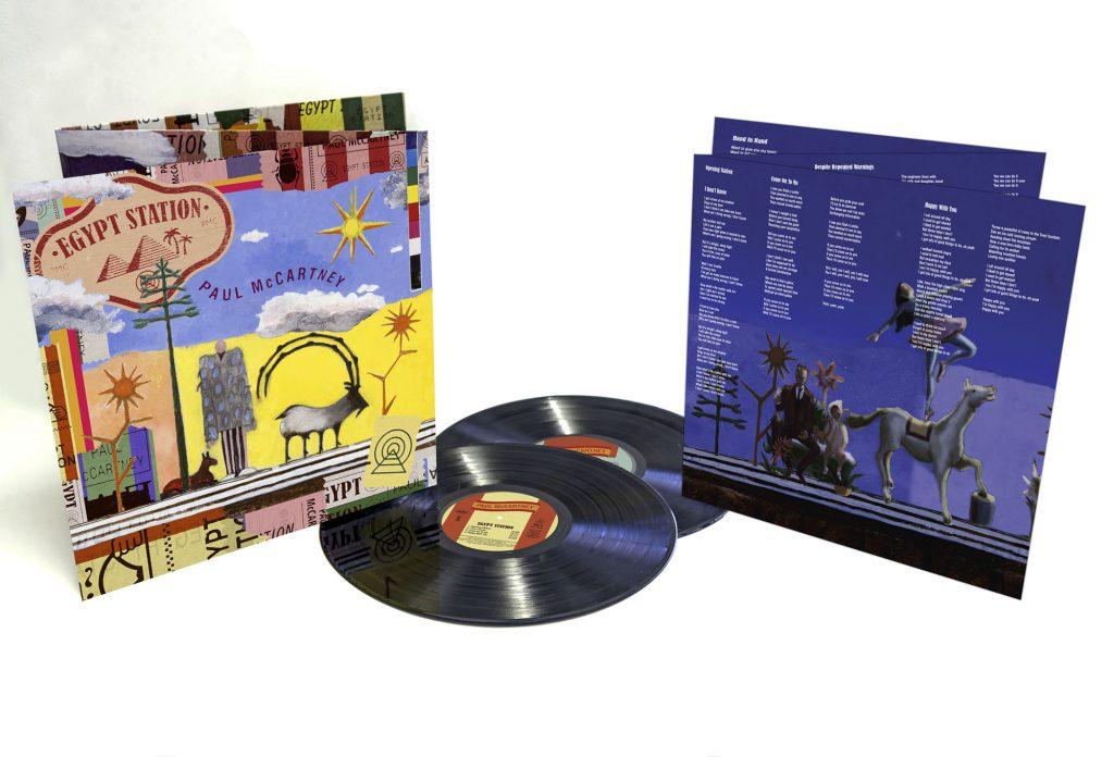 Egypt Station (Official album) by Paul McCartney - The Paul